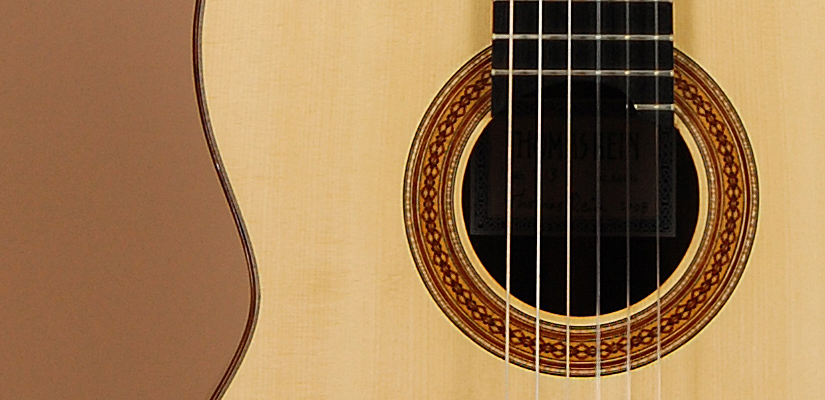 Traditional Rein Classical Guitar