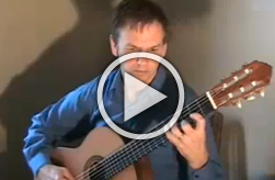 Delta Guitar Solo by Roger Hudson